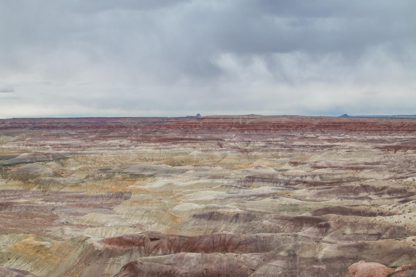 Painted Desert Rim