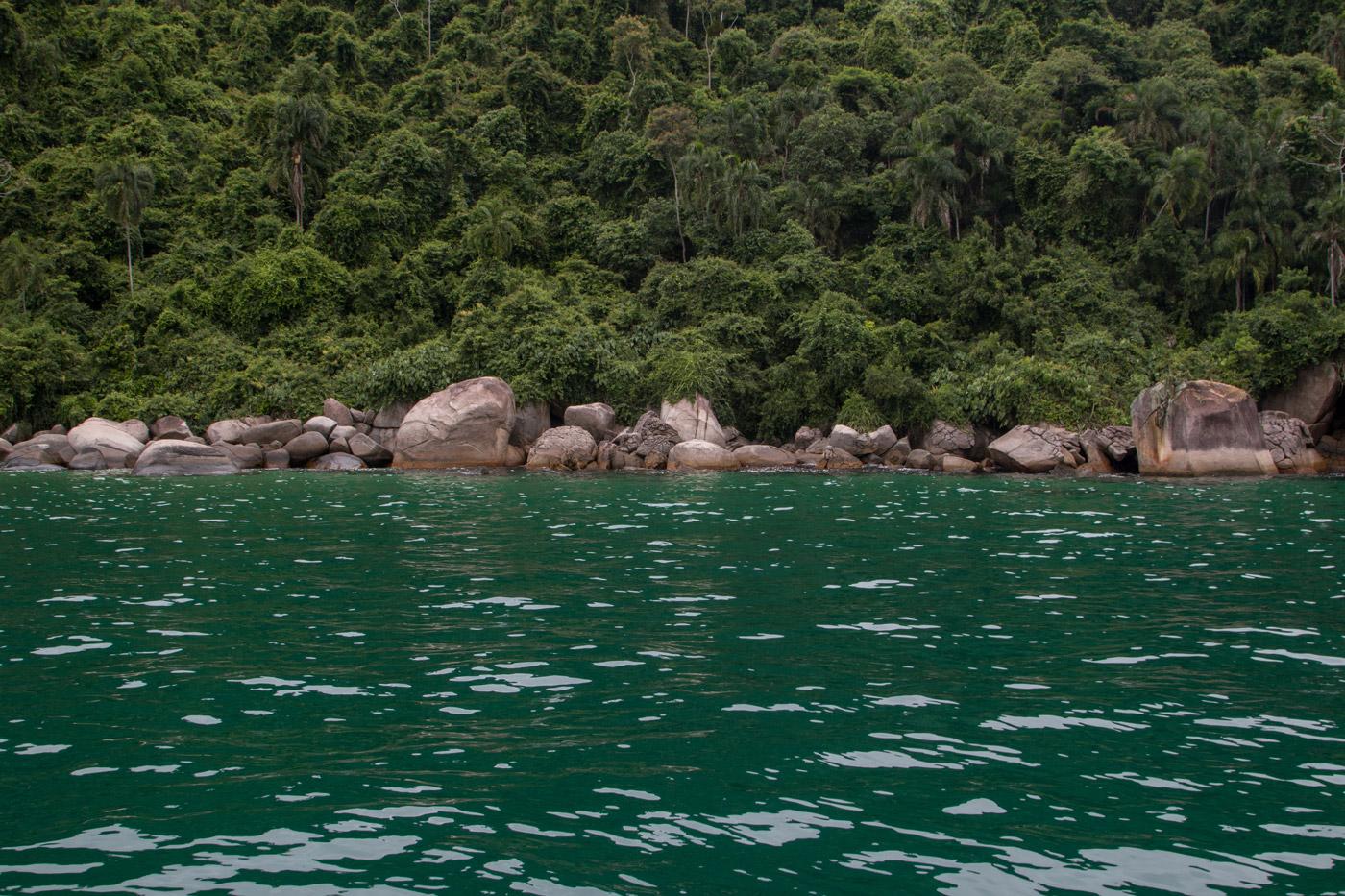 Paraty boat trip