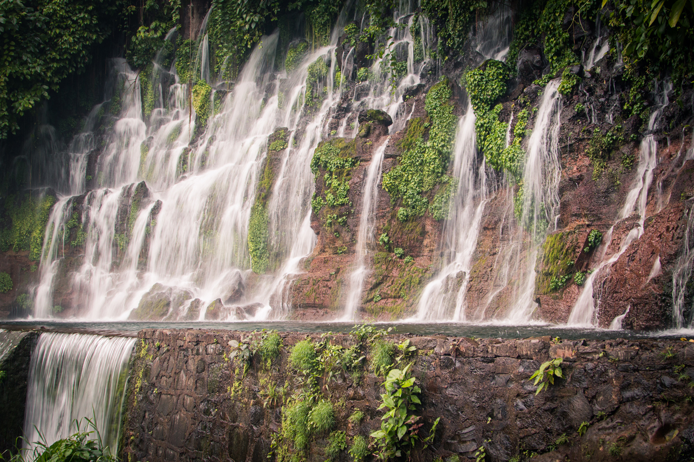 Juayua waterfall