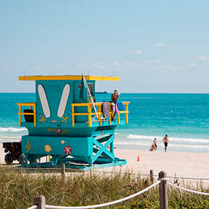 USA - Florida - Finally sun, sand & beaches