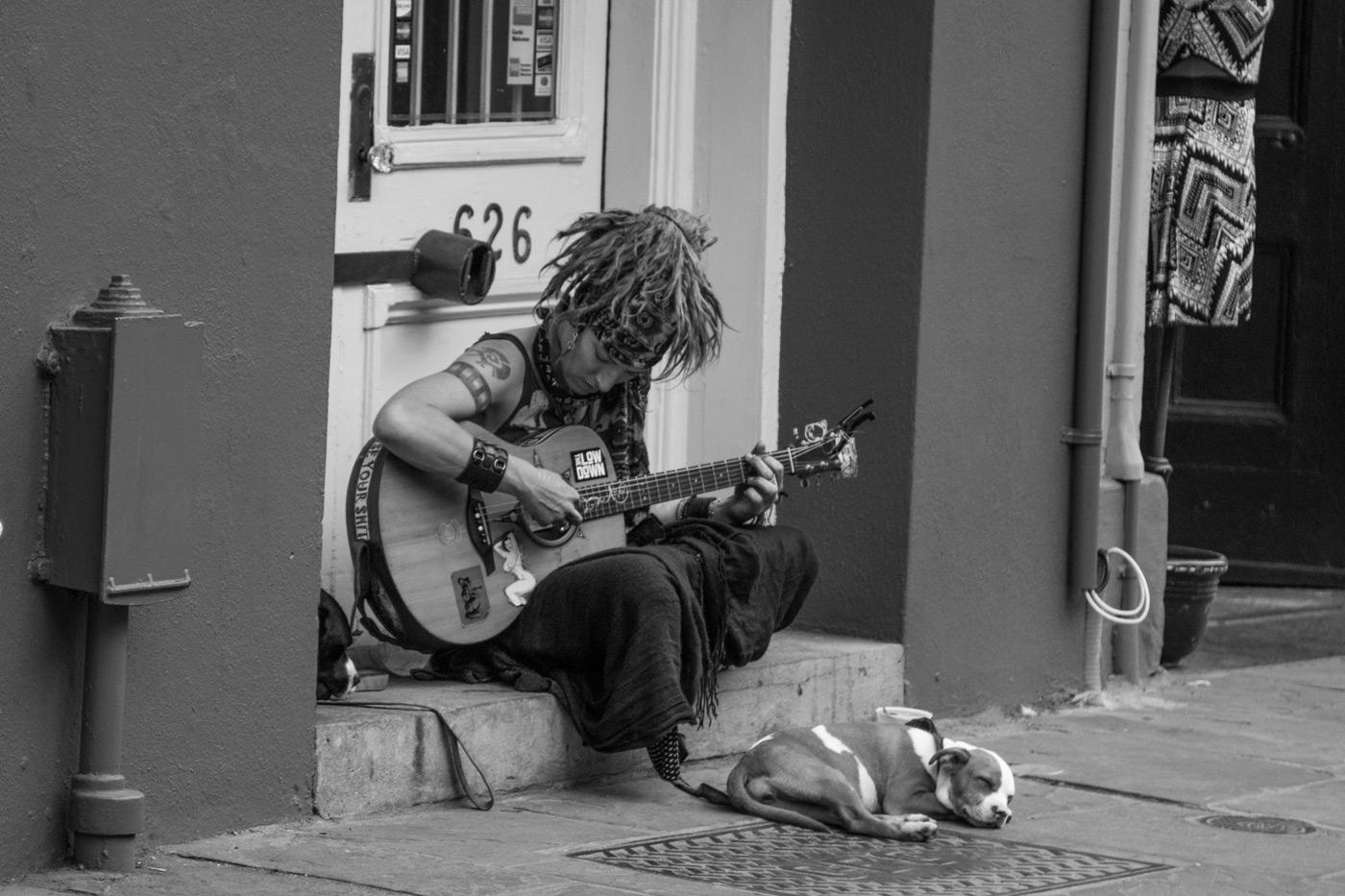 More musicians