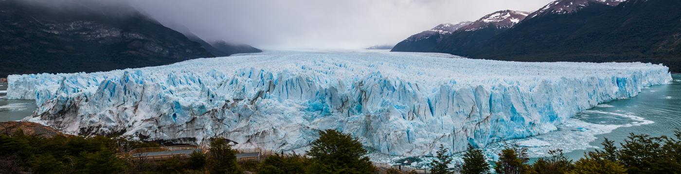 Perito Moreno Glacier. Low quality version of my 112mp panorama