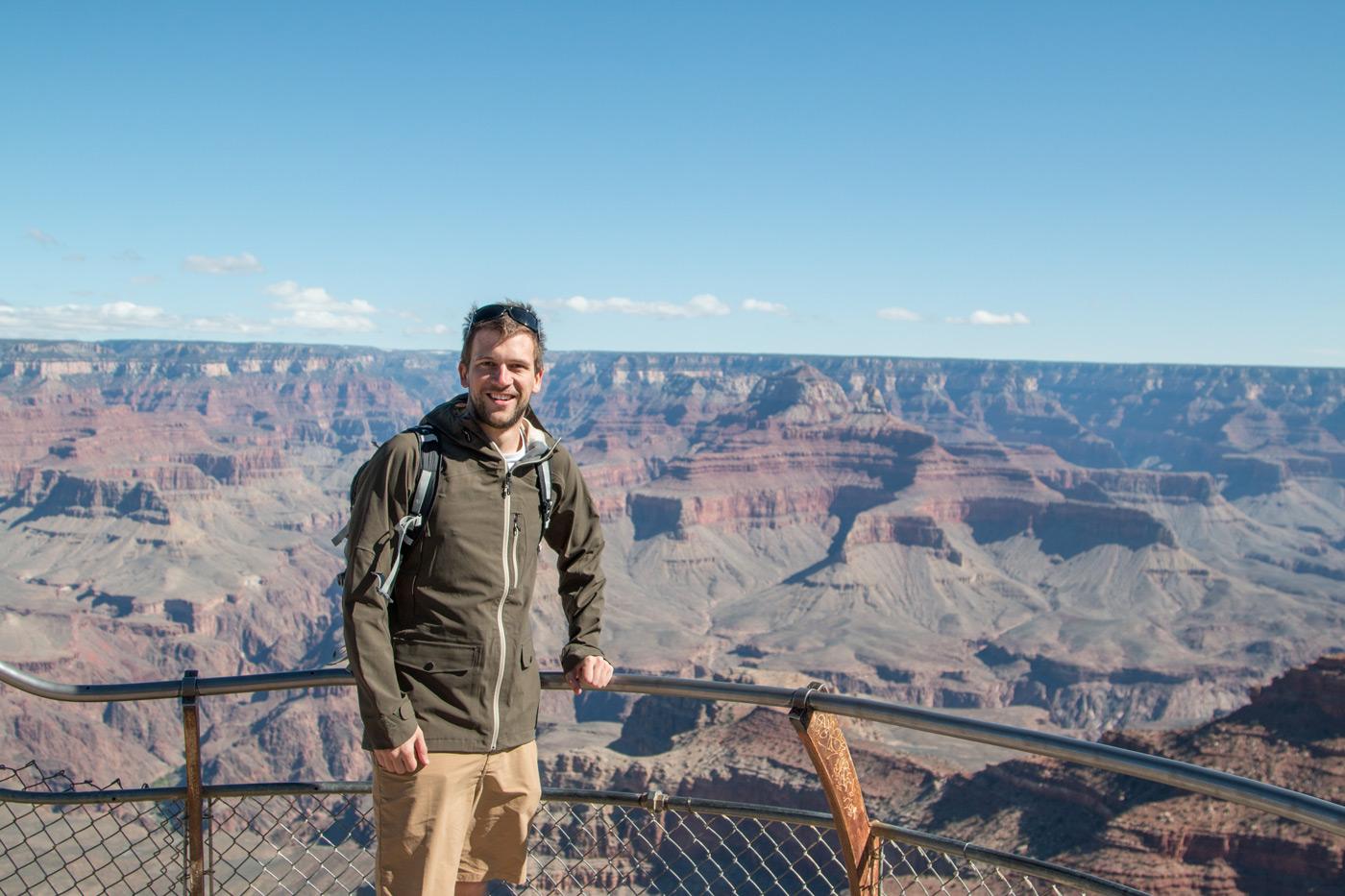 Me at Grand Canyon South Rim