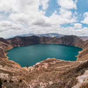 Ecuador - Swings, waterfalls & equator hopping