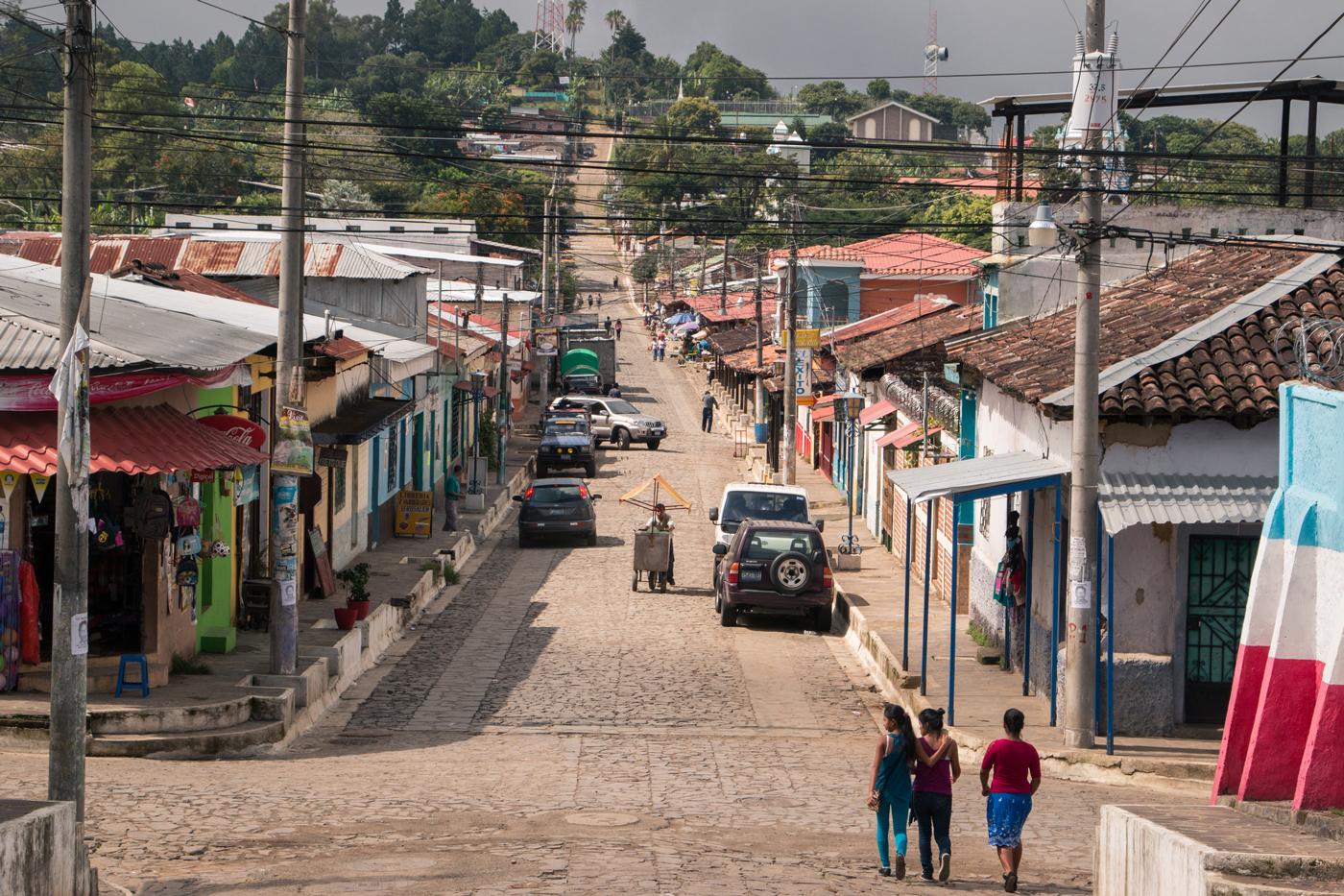 Ataco streets