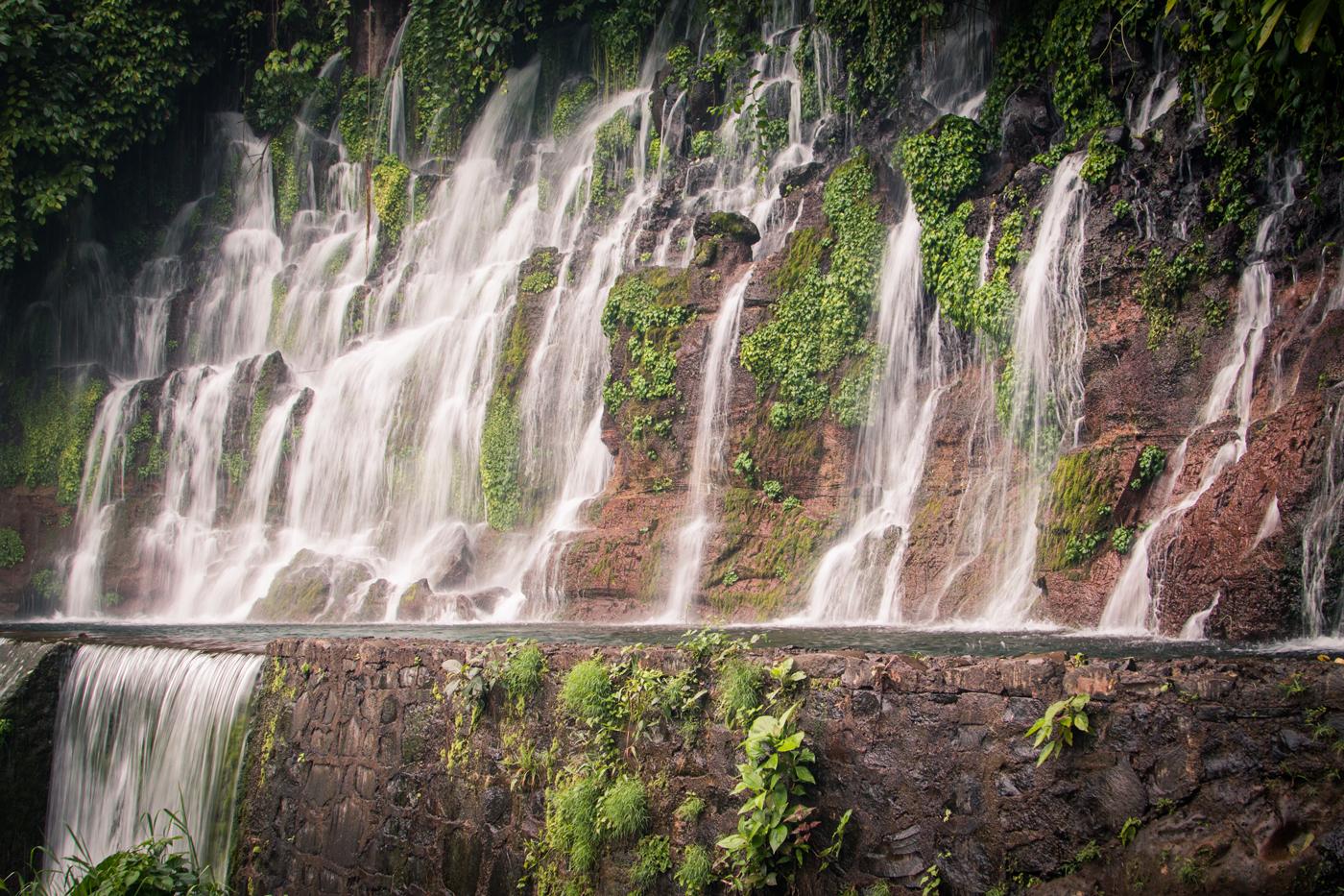 Juayua waterfall