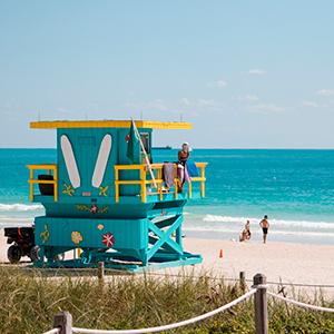 USA - Florida - Finally sun, sand & beaches