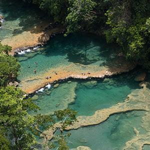 Guatemala - Jungles, waterfalls & volcanoes