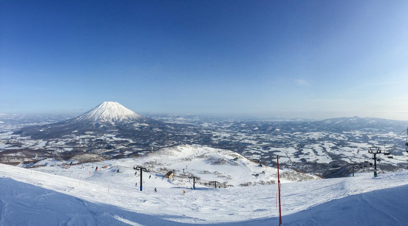 Mt Yotei Panorama