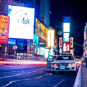 USA - New York City - City that never sleeps