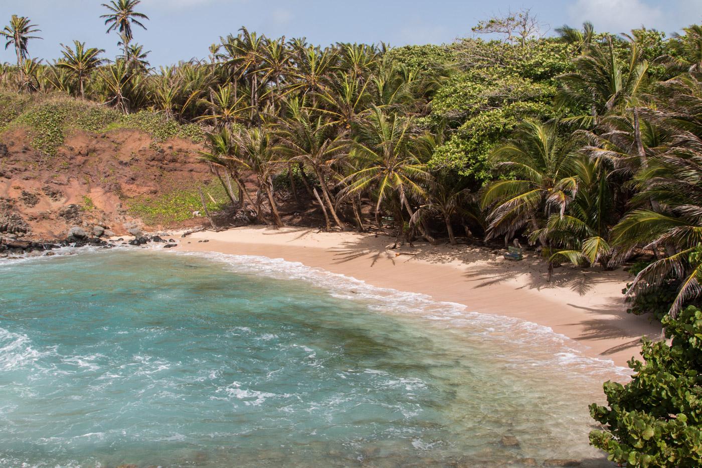 Our own private beach